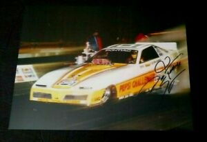 DON PRUDHOMME PEPSI CHALLENGER AA/FC DRAG RACING NHRA AHRA  AT SPEED PHOTO