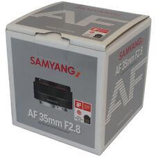Samyang 35mm F2.8 AF FE Auto Focus Lens for Full Frame Sony E-mount
