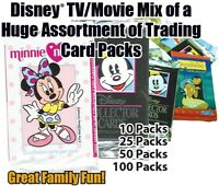40 Assorted Trading Card Birthday or Christmas Packs For Girl Unopened 40 Pk Lot