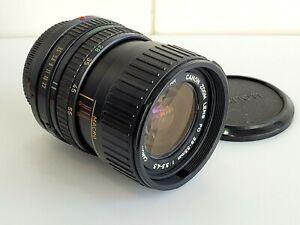 Canon FD 28-55mm Zoom + Macro Lens - Japan