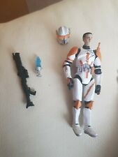Star Wars Clone Commander Cody (The Clone Wars/TCW RED) 2009