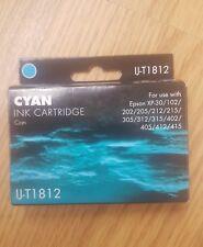 IJ-T1812 D'encre Cyan pour XP102/202/205/212/215/305/312/315/402/405/412/415 *