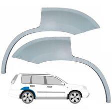 Nissan X-Trail 2001-2007 Radlauf Reparaturblech Kotflügel / Paar