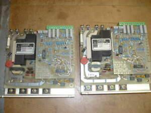 Glentek GA369-3 drivers, CNC