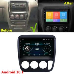 "For 1995-2001 Honda CRV CR-V Android 10.1 Car Stereo Radio 9"" GPS FM Head Unit"