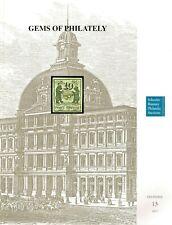 Gems of Philately (December 2017) - Schuyler Rumsey Auction Catalog