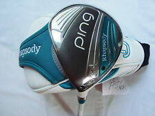 Nice LH Ping Rhapsody 22* 5 Wood Ping ULT 220 graphite, lite w/headcover