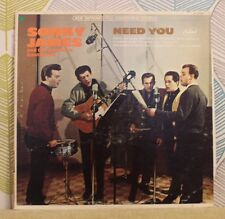 SONNY JAMES - Need You [Vinyl LP,1967] USA Import ST 2703 Country Folk *EXC