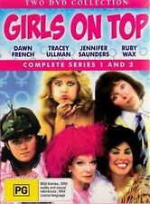 Girls On Top : Complete Series 1-2 (DVD, 2007, 2-Disc Set) Region Free