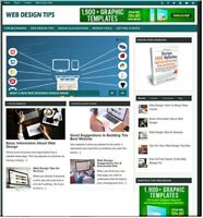 Web design and graphic business Website For Sale Money Making online affiliate