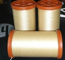 mano costura hilos de nailon Tapicería /& Craft Aguja Hilo De Tapicería Kit