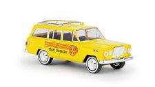 """Jeep Wagoneer"""" Santa Fe """", H0 Auto Modelo 1:87 , Brekina 19865 , TD"""