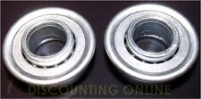 USA SHIP FLANGED STEEL WHEEL BEARINGS FITS CRAFTSMAN PUSH MOWER 189159 EPH WHEEL