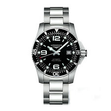 New Longines HydroConquest Automatic Black Dial Men's Watch L36424566