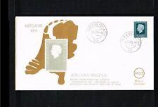 [A214_095] 1971 - Netherlands FDC W22 - Juliana 60c - issued Philato - cancel 58