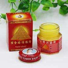 Gold Tower Balm Ointment Pain Relieving Patch Massage Neck Arthritis TB