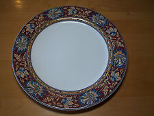 Pier 1 Columbia MADURAI Set of 5 Dinner Plates 10 3/4 in