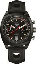 CR2080.FC6375 | NEW TAG HEUER MONZA LIMITED EDITION MEN'S WATCH W/ BLACK STRAP