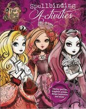 Ever After High: Spellbinding Story Coloured Activities Book