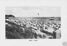 Ansicht RÜGEN um 1900  BAABE - STRAND