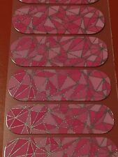 Jamberry Half Sheet - Power of Pink - Retired Breast Cancer Awareness Charity