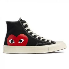 Scarpe Sneaker Converse x Comme des Garcons Play All Star Originali Nuove
