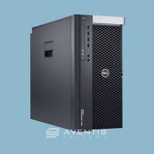 Dell Precision T7600 2 x 6-Core E5-2620 2.0GHz / 128GB / SSD / 8TB / 1 YR WNTY
