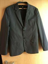 Sakko H&M  Jacke Herren Gr. 50, blau