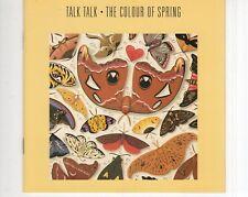 CD TALK TALKthe colour of springUK EX- (A1671)