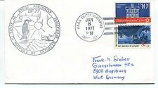 1977 USCGC Cutter Northwind WAGB-282 DF-77 Antarctic West Summer Polar Cover