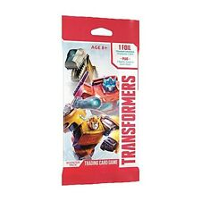 Transformers Booster Pack Series 1 Trading Card Game 4 Packs NEW IN STOCK