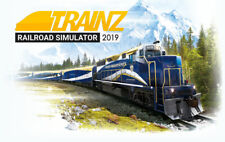 Trainz Railroad Simulator 2019! PC GAME!