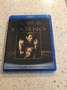 Casino (Blu-Ray) Robert De Niro & Sharon Stone