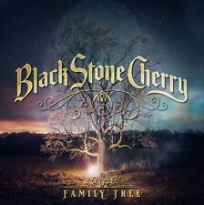 BLACK STONE CHERRY FAMILY TREE CD (New Release 20th April 2018)