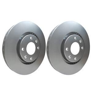 Front Brake Discs 283mm 50365PRO fits CITROEN C3 AIRCROSS 2C,2R