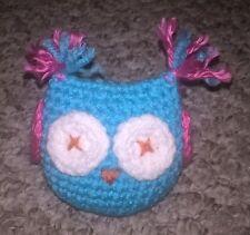 Crochet Stuffed Plush Handmade Amigurumi Owl