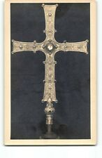 11th c. Cross of Cong Dublin Ireland Catholic Religion ~RPPC Photo Postcard -P4