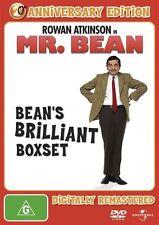 Mr. Bean (DVD, 2010, 4-Disc Set)