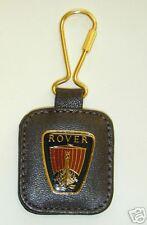 ROVER LEATHER KEYFOB, BRAND NEW (DPM35x2)