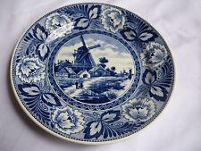 Delfts Boch  Royal Spinx Holland Hanging Plate