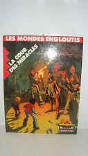 BANDE DESSINEE LES MONDES ENGLOUTIS LA COUR DES MIRACLES ANTENNE 2 1986