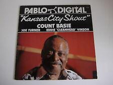 Count Basie Kansas City Shout Joe Turner Eddie Cleanhead Vinson Pablo Digital LP