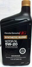 HONDA GENUINE 5W-20 MOTOR OIL (12) BY EXXON MOBIL