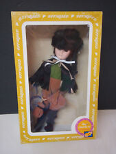 Effanbee Davy Crockett Collectable Doll WITH BOX VHTF