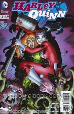 DC Comics 2013 New 52 HARLEY QUINN #7 Cover A 1st Print Near Mint Suicide Squad