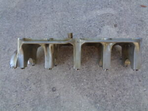 2012 HONDA INSIGHT HYBRID ENGINE CRANKSHAFT CRANK SHAFT SUPPORT BRACKET OEM