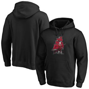 Tampa Bay Buccaneers Hoodie Men's NFL Second Logo Graphic Hoodie - New