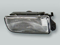 TYC Fog Lights Driving Lamps Assy with bulbs PAIR fits 1998-2000 VW Beetle