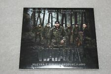 Wataha (muzyka z serialu)  (CD) Polish Release