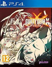 Guilty Gear XRD-revelador - (PS4) Nuevo Sellado